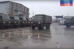 Террористы 'ЛНР' спрятали технику в луганской промзоне: видеофакт