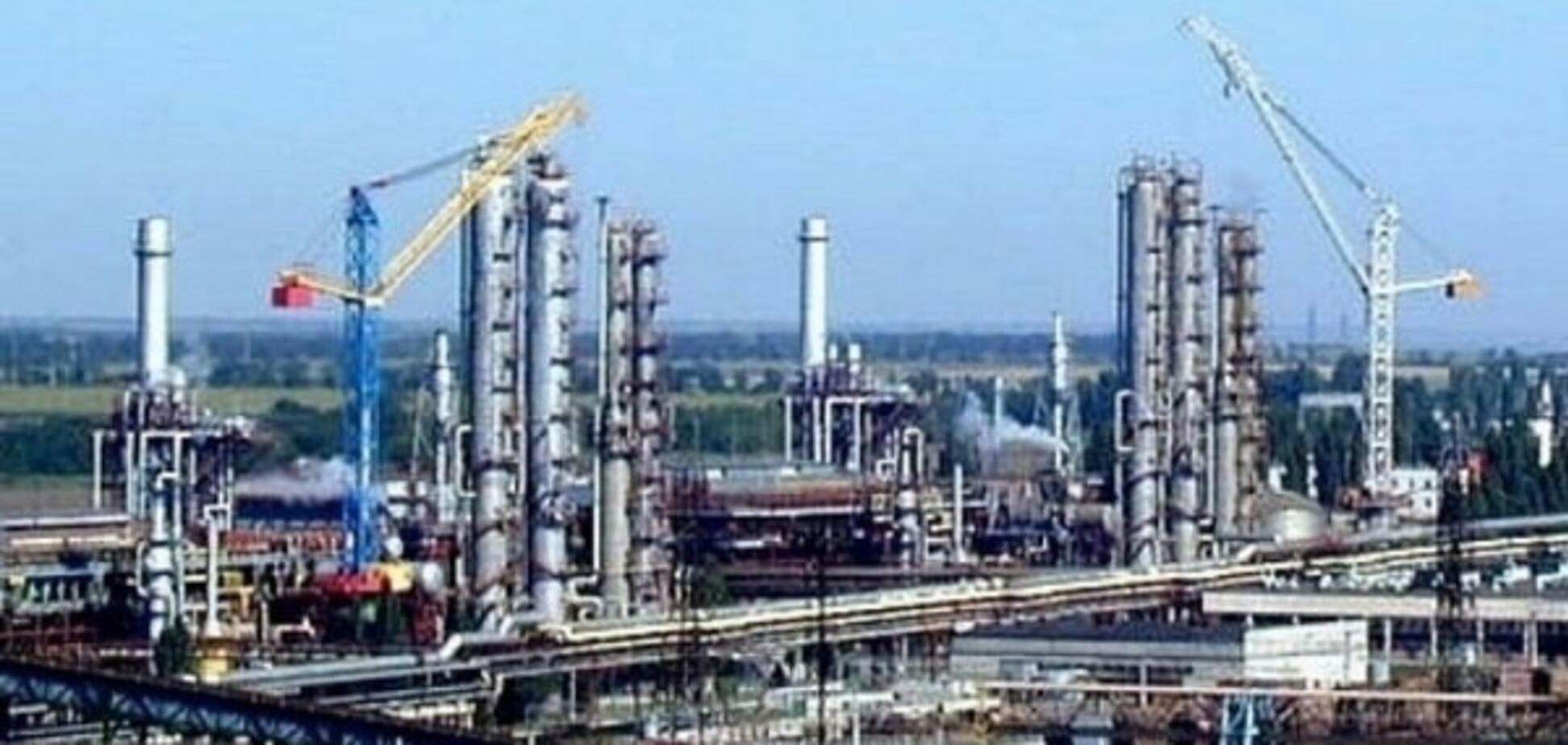 Генпрокуратура влаштувала обшук Одеського припортового заводу
