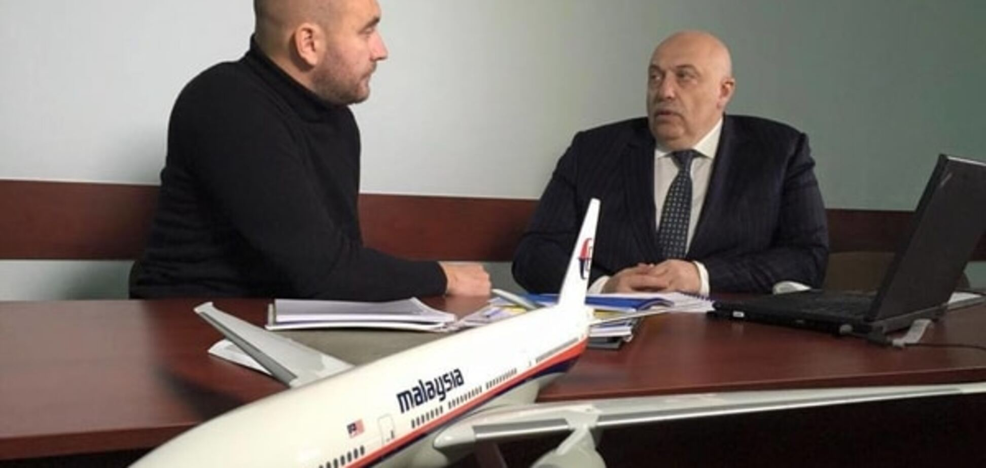 Замах на директора київського інституту пов'язали зі справою про катастрофу Boeing на Донбасі