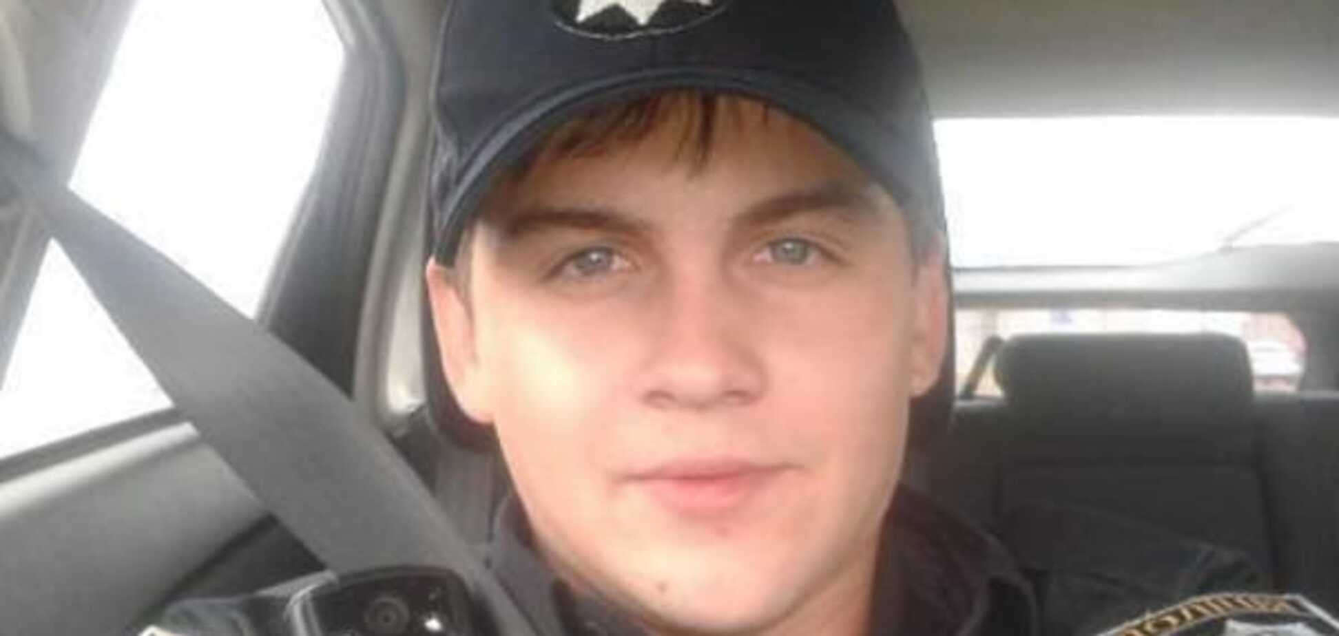 У поліції відреагували на скандал із полісменом-'антимайданівцем'