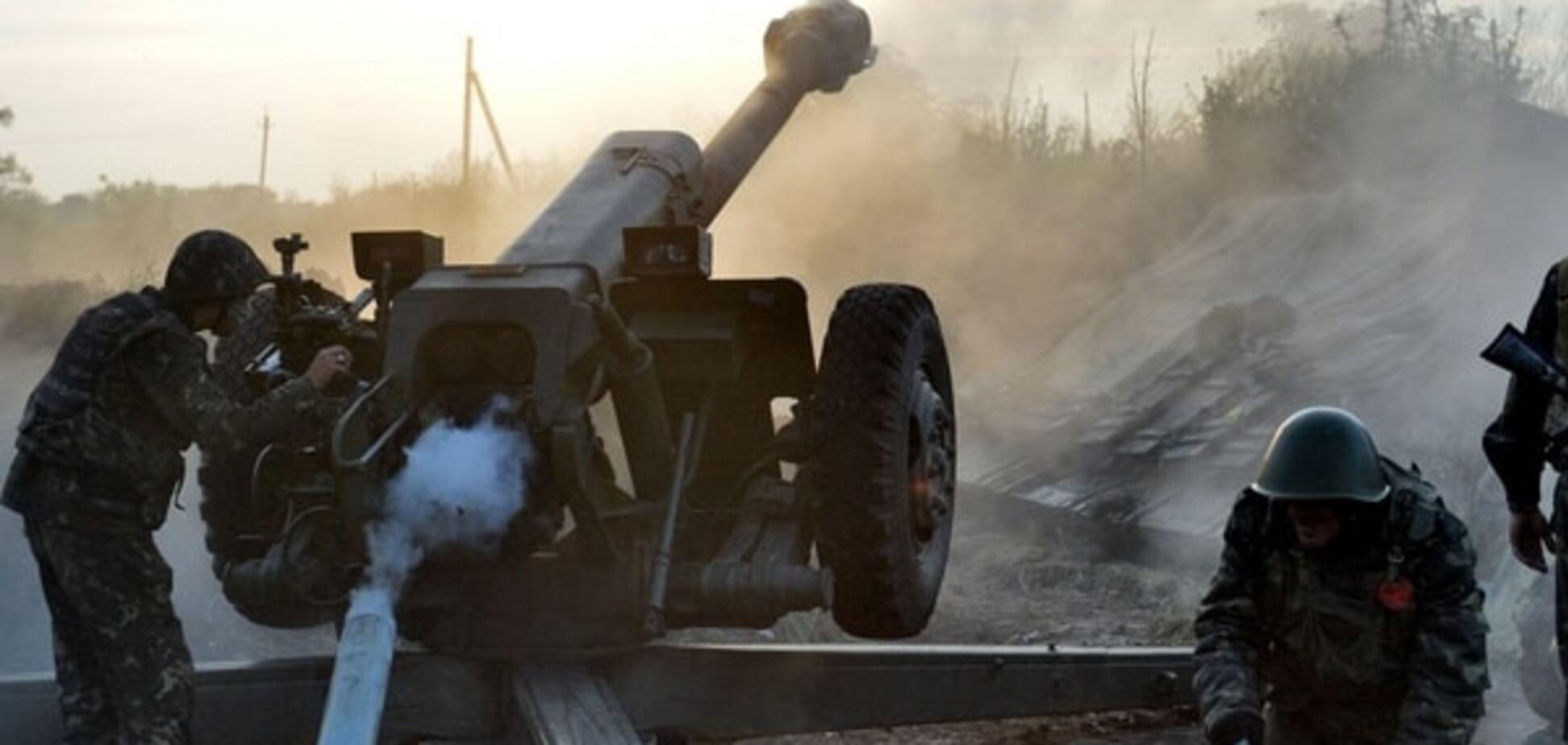 Перелет, недолет: военный журналист рассказал, как террористы испытывают нервы украинских военных