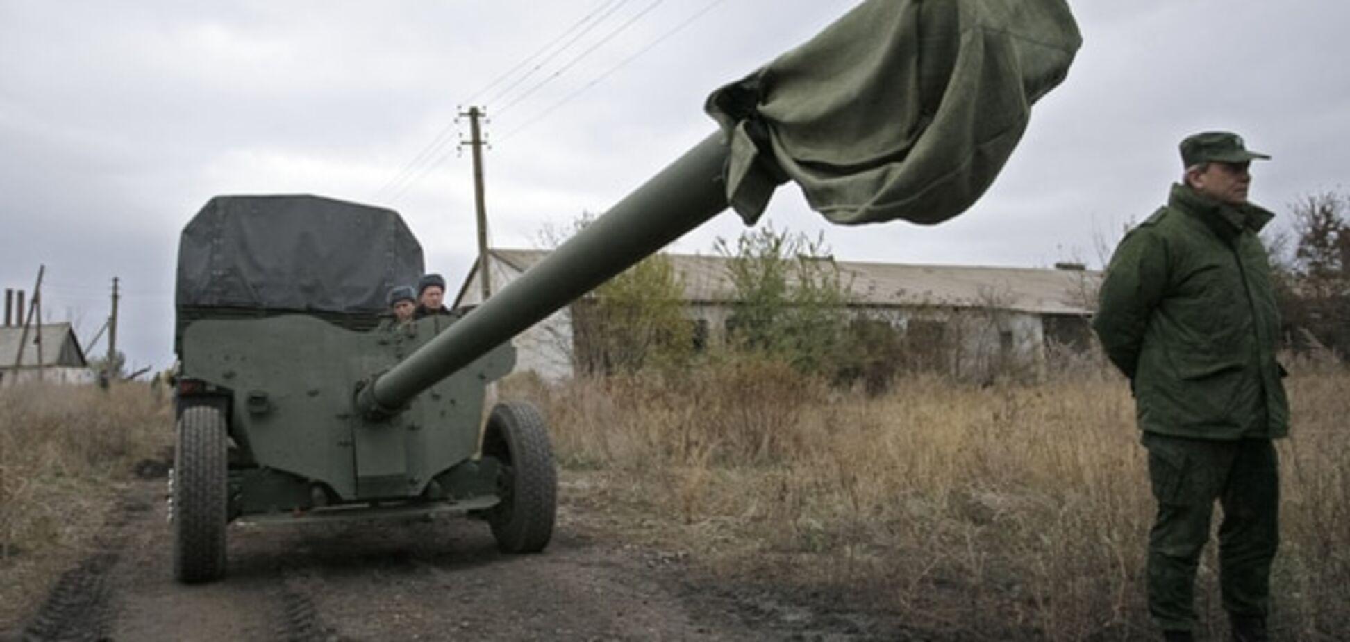 Терористи 'ДНР' провокують українських військових на вогонь у відповідь