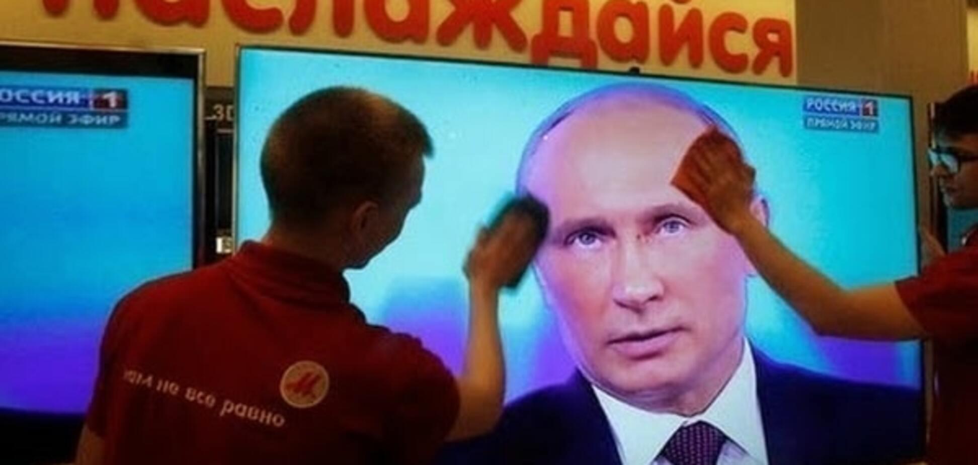 Маразм міцнішав: опубліковано ТОП-5 свіжих 'фейків' російських ЗМІ