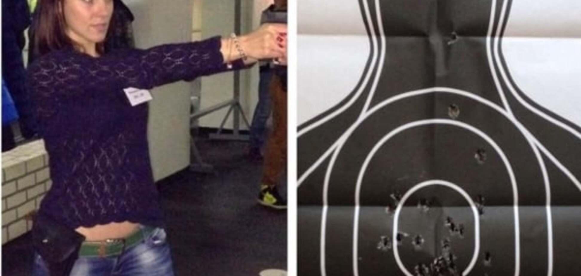Сестра лидера 'Динамо' устроилась в новую полицию: фото красотки