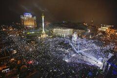 Европейские лидеры поздравили Украину с Днем Достоинства и Свободы