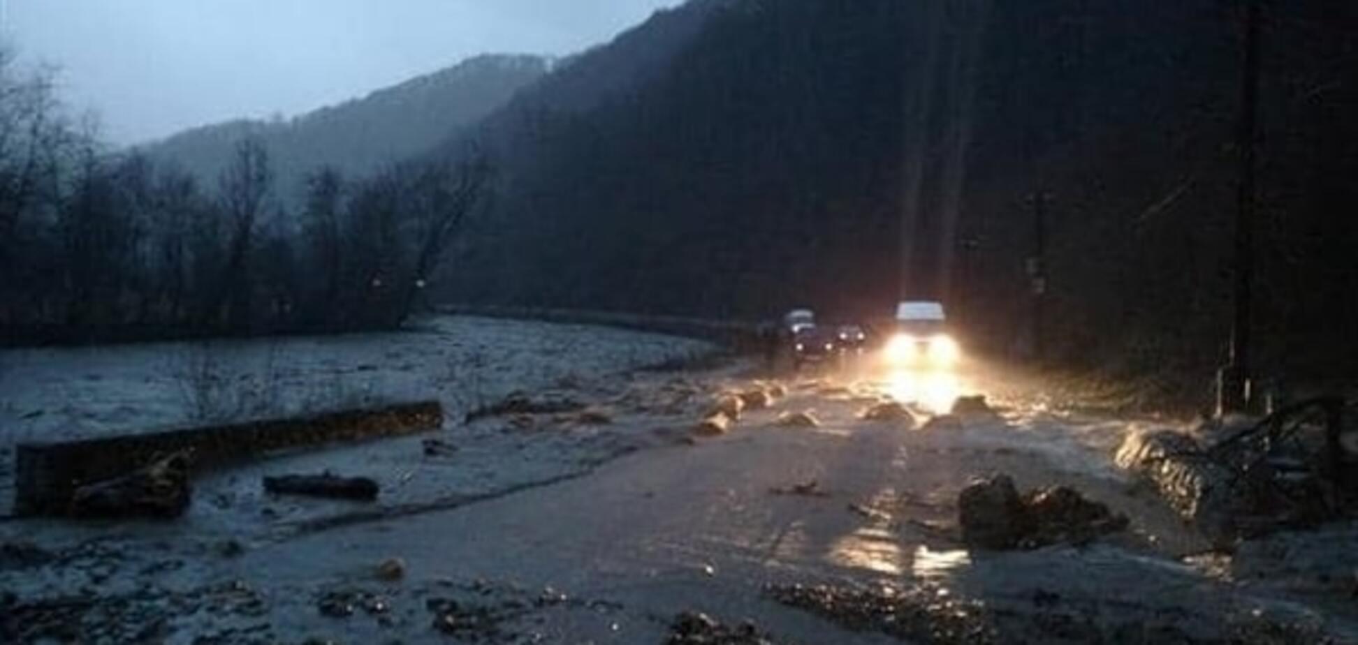 Москаль розповів, коли чекати піку потопу на Закарпатті