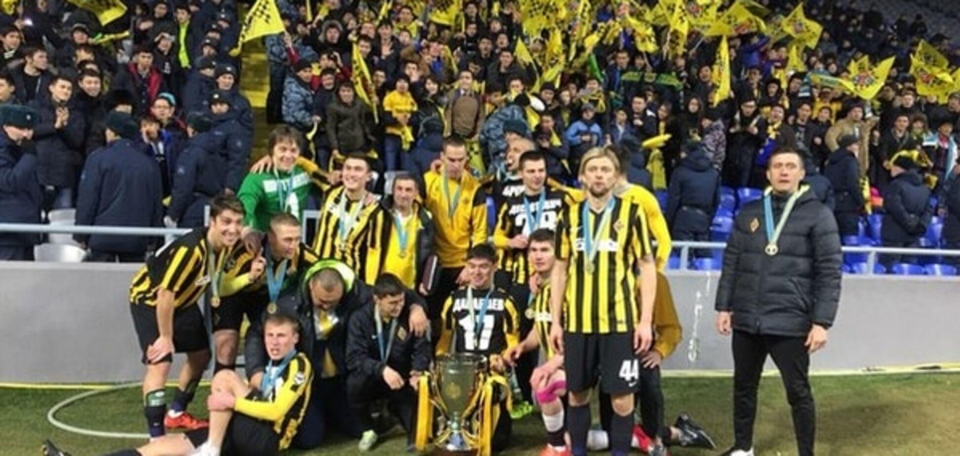 Тимощук виграв перший трофей з новим клубом