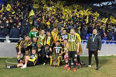 Тимощук выиграл первый трофей с новым клубом