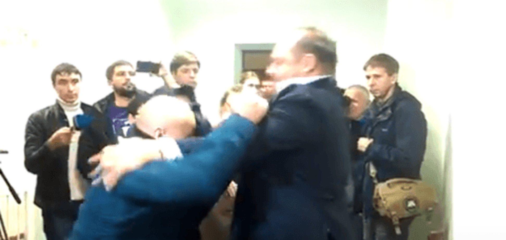 Побиття Добкіна: як українці поставилися до конфлікту