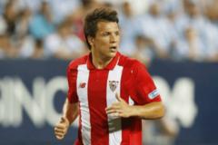 Коноплянка не спас 'Севилью' от поражения в чемпионате Испании