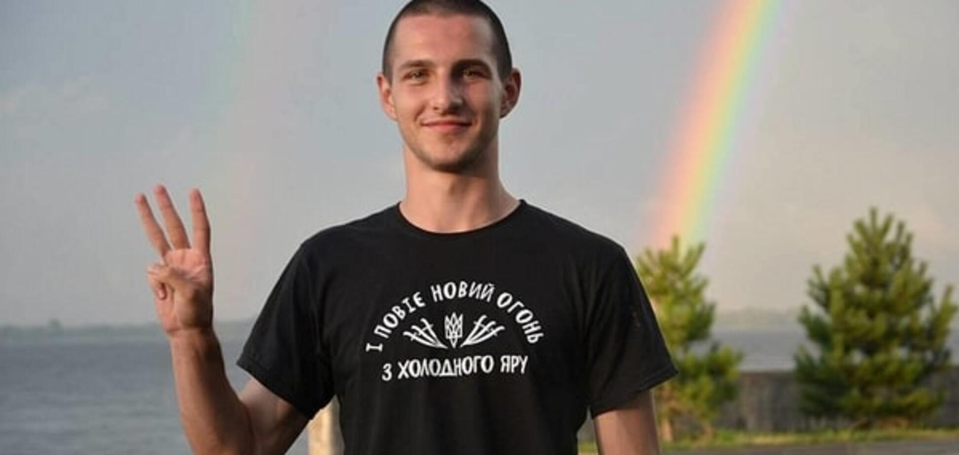 Поліція затримала ще одного 'свободівця' за безлади під Радою 31 серпня