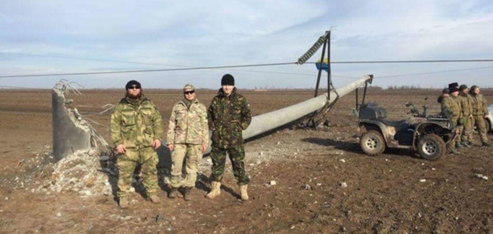 Якщо ви проспали блекаут: 5 головних подій відключення Криму