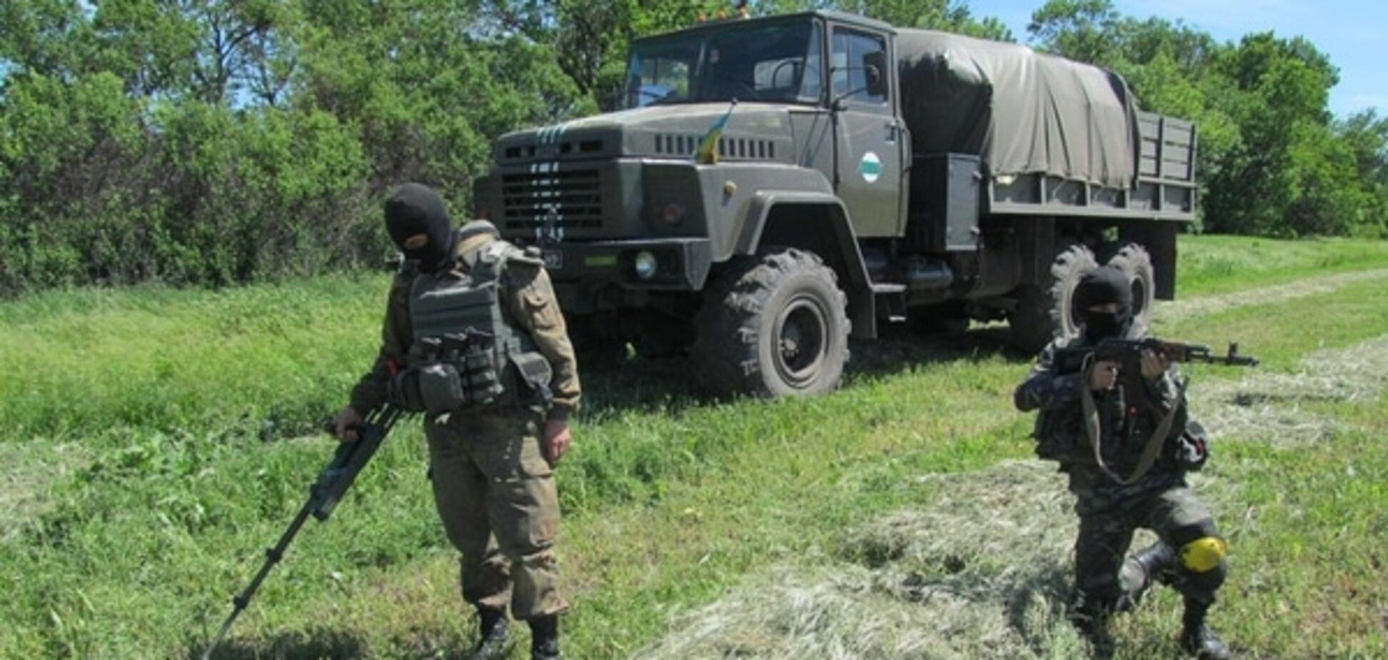 На Донбасі підірвалася машина з бійцями АТО: є загиблі