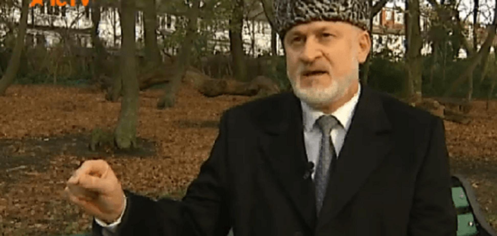 Ахмед Закаєв: у мене є докази, що ІДІЛ контролюється Путіним