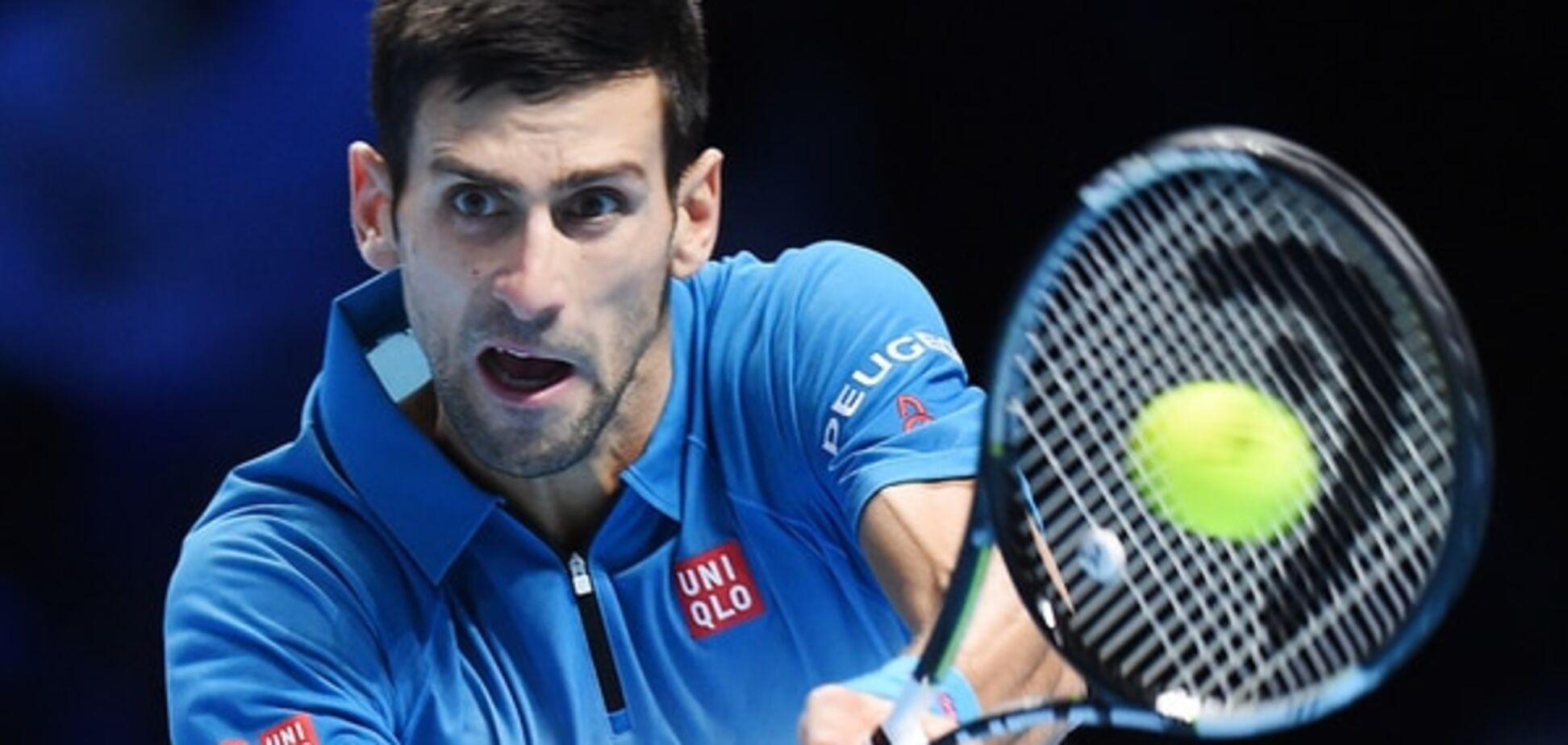 Джокович разбил Федерера и установил исторический рекорд