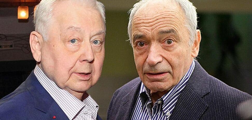 Іртеньєв порадив 'списувати на старість' антиукраїнські випади Гафта і Табакова