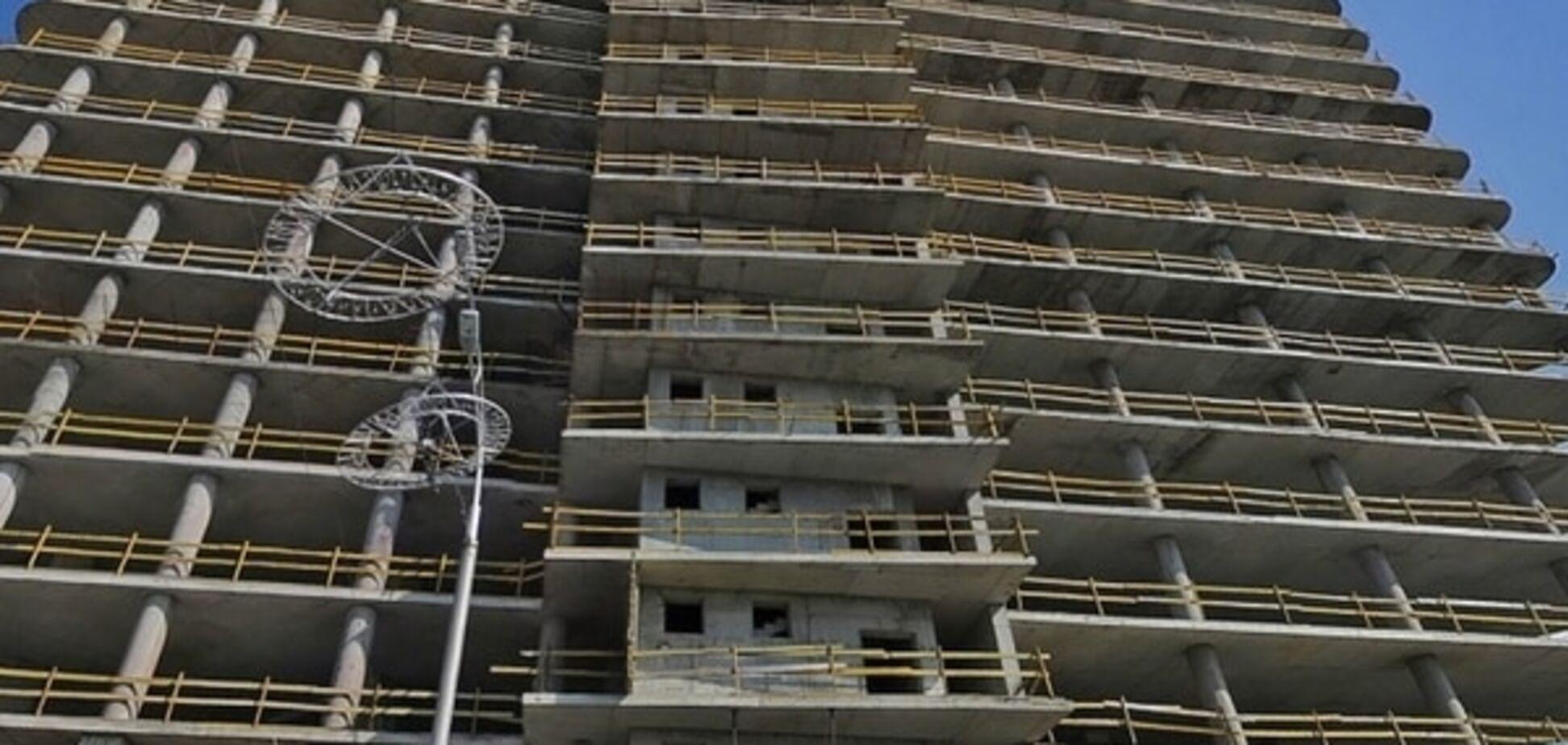 Микитась: Укрбуд приостанавливает стройку на Никольской слободке