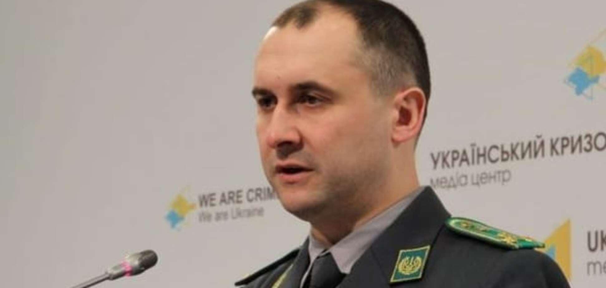 Прикордонники прокоментували інформацію про російські танки, що йдуть до Херсонщини