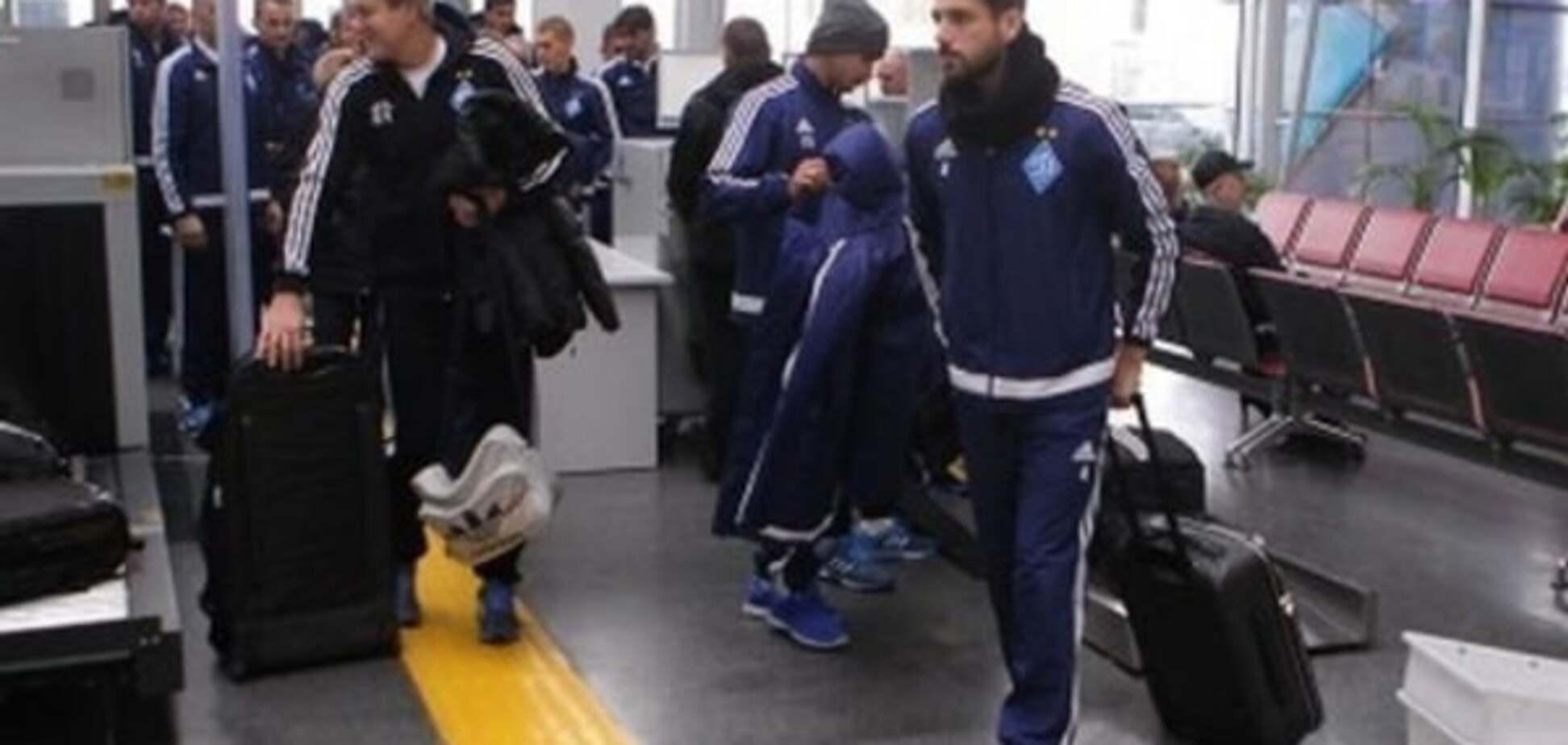 'Динамо' потеряло ведущего игрока перед матчем Лиги чемпионов с 'Порту'