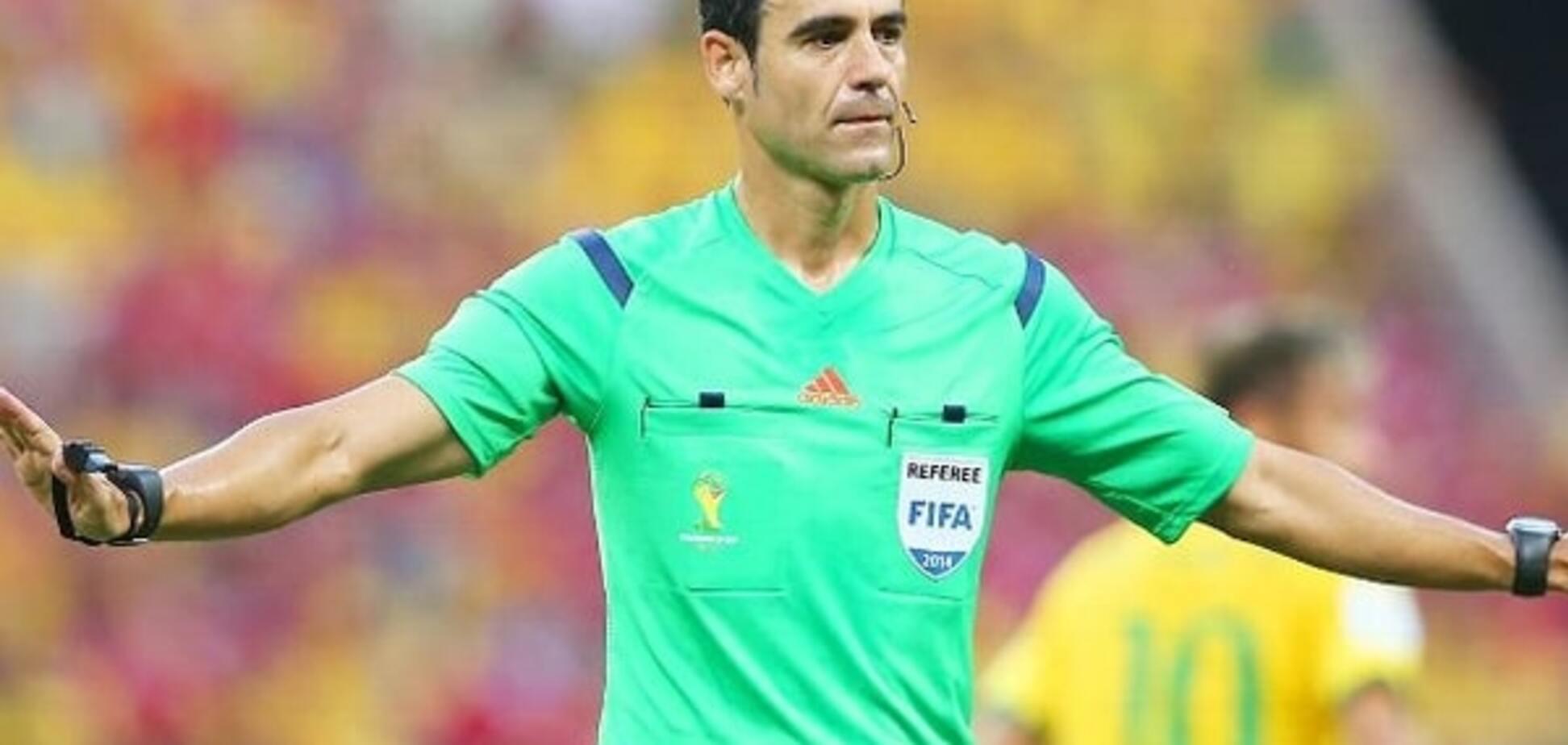 'Динамо' не пощастило з суддею на матчі проти 'Порту'