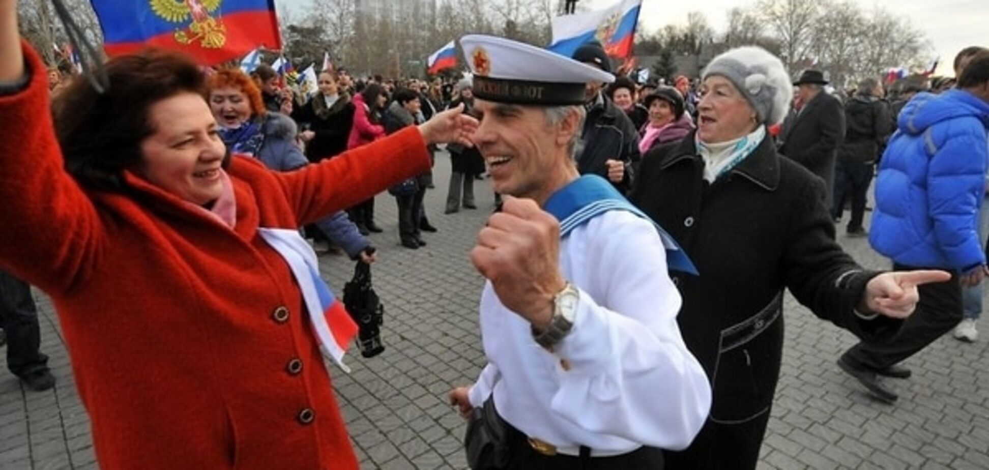 Участнику 'референдума' в Крыму