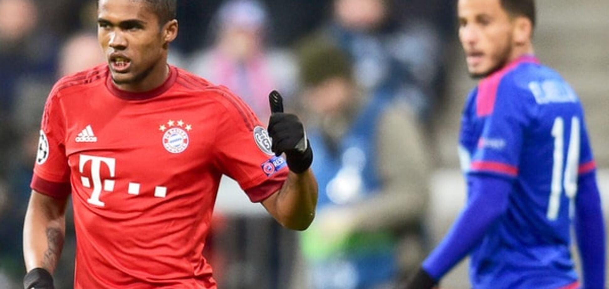 Колишній футболіст 'Шахтаря' забив класний гол за 'Баварію' у Лізі чемпіонів
