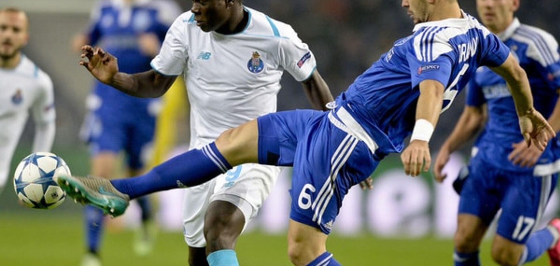 Порту - Динамо - 0-2: видео-обзор матча