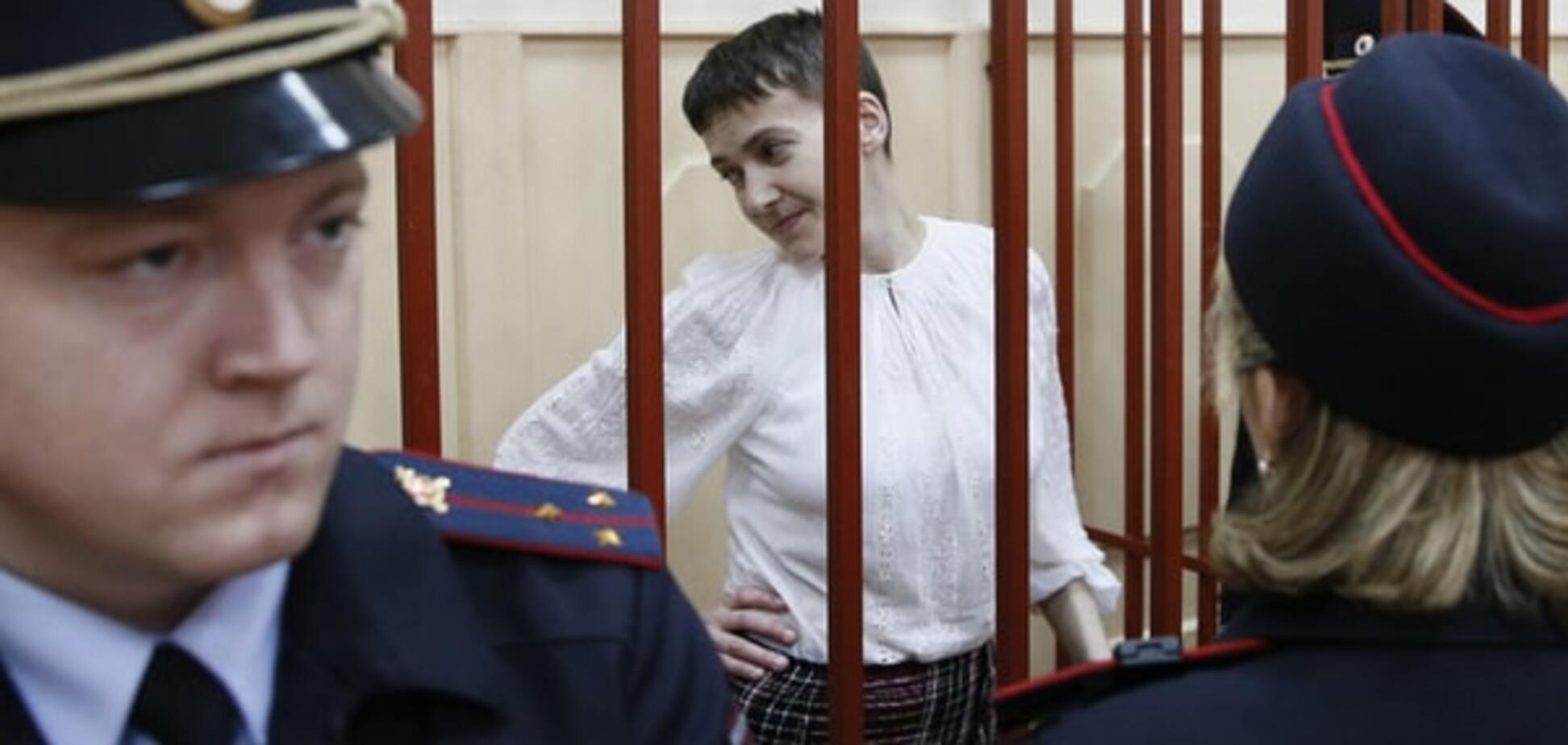 Україна передала Росії докази невинності Савченко