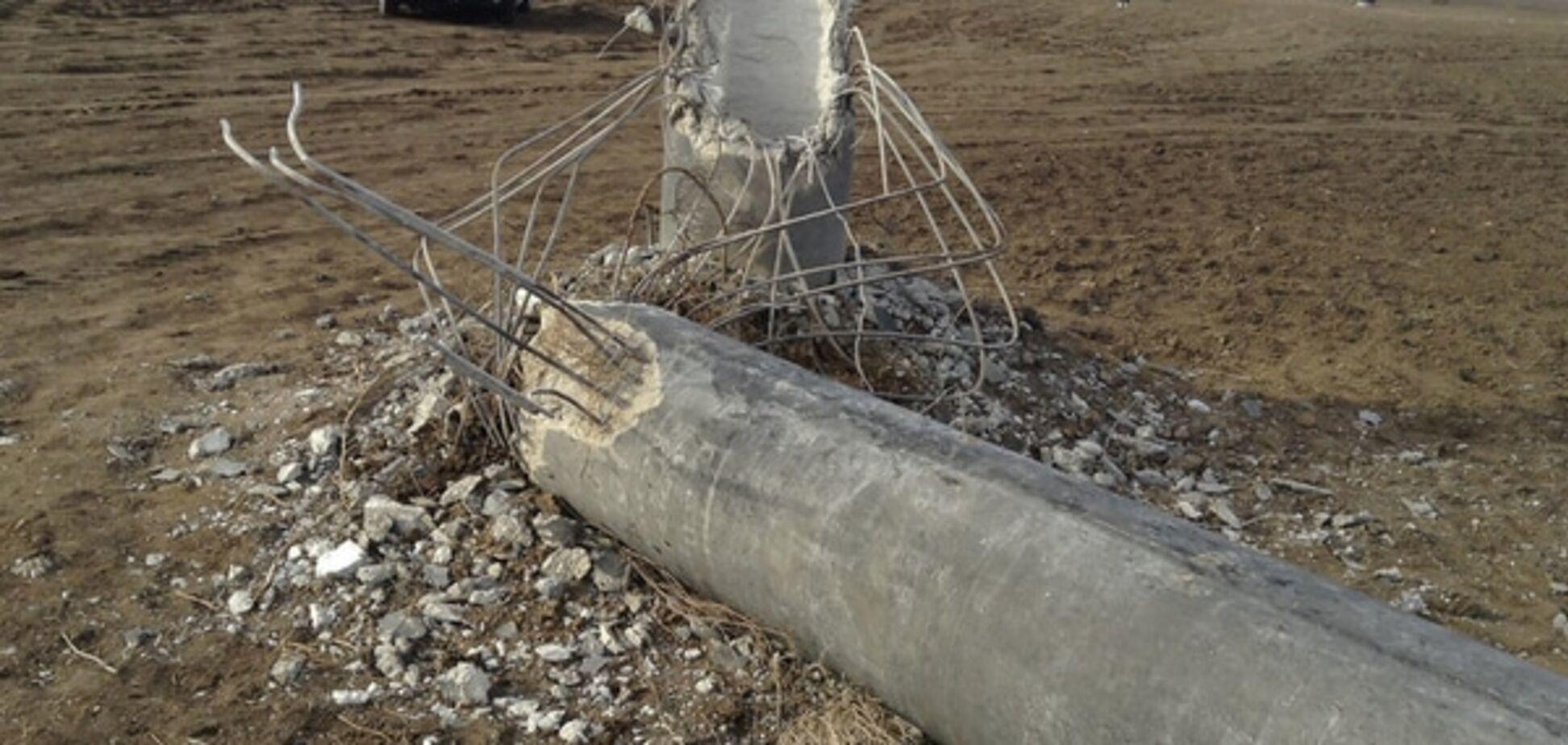 Блокада Криму: ремонт електроопор планують розпочати вже сьогодні