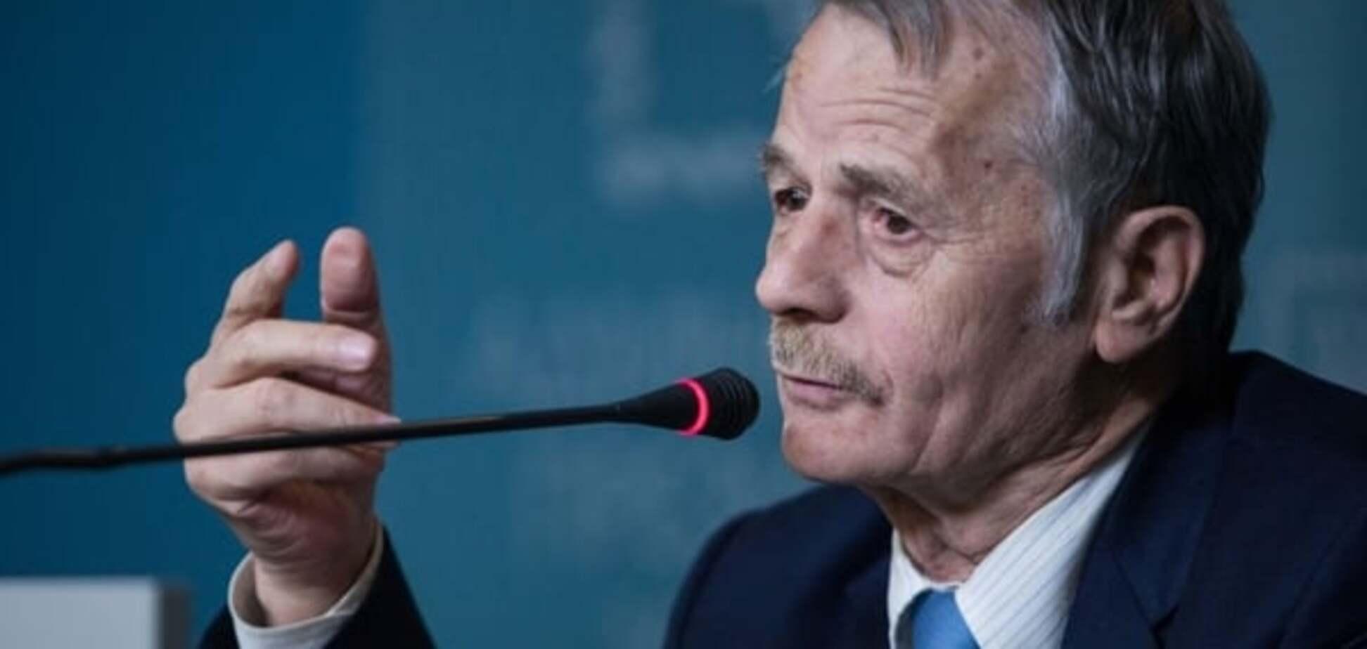 Джемилев: Крым получит часть необходимого электричества