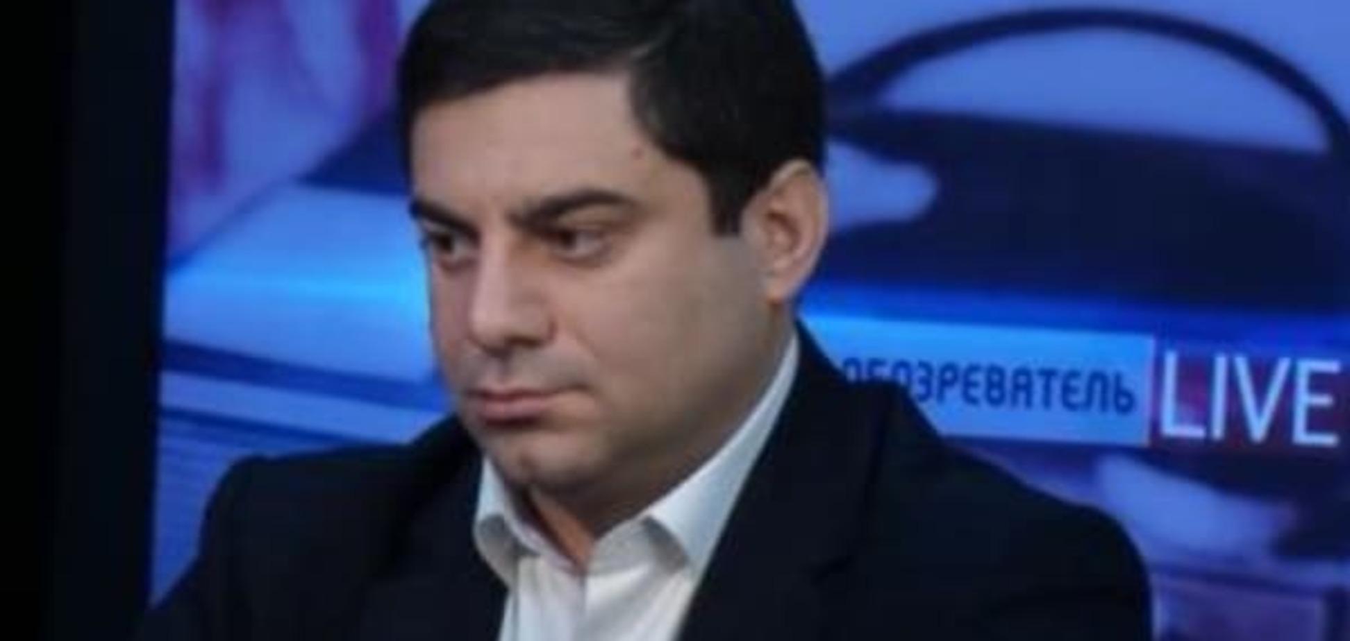 Дмитрий Лубинец: депутаты-драчуны позорят Раду и государство Украина