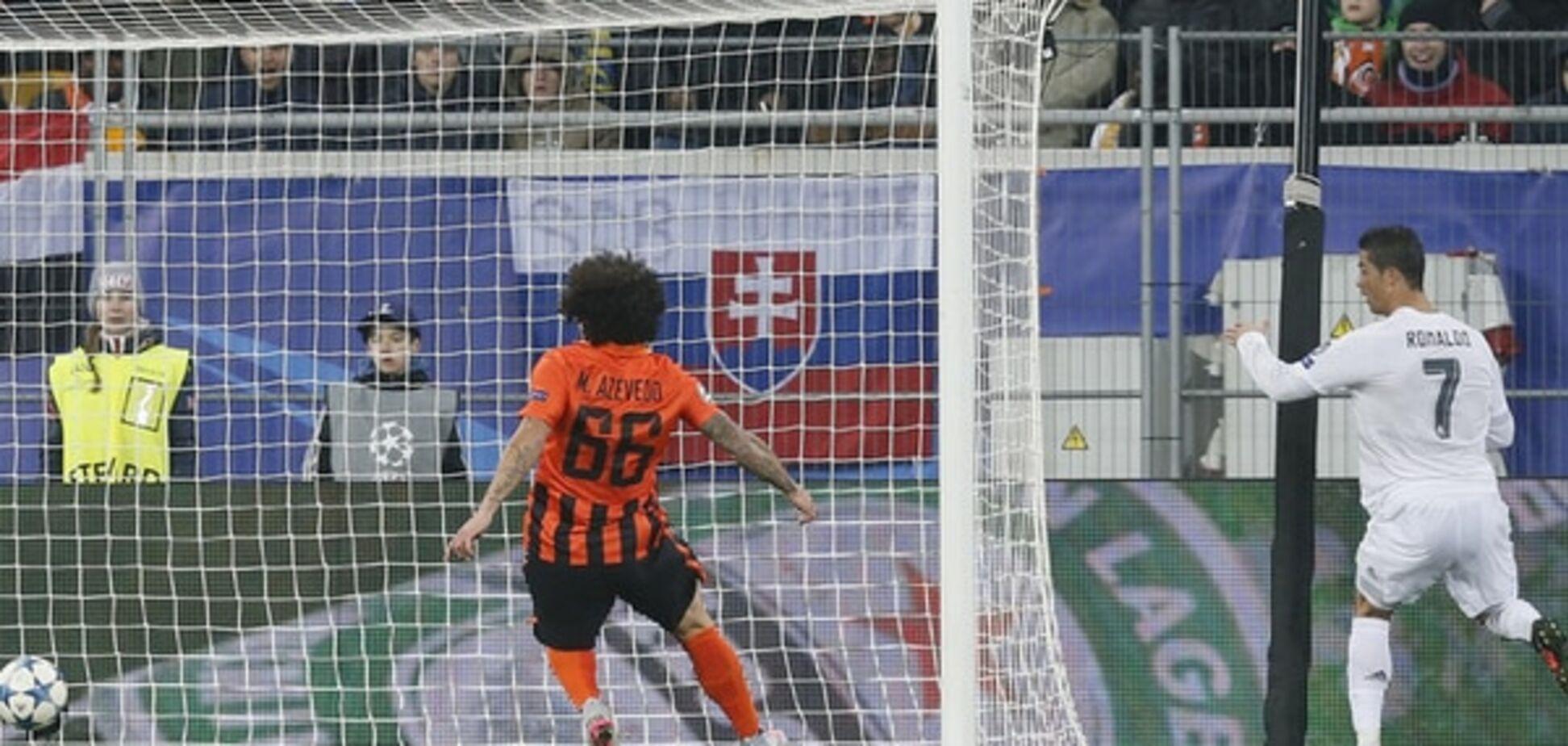 'Шахтар' у неймовірному трилері програв 'Реалу'