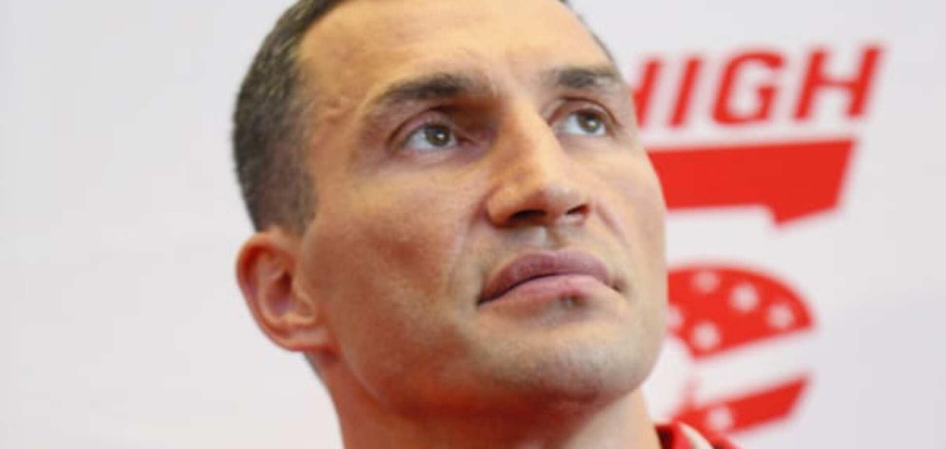 Стало известно, с кем будет биться Кличко после боя с Фьюри