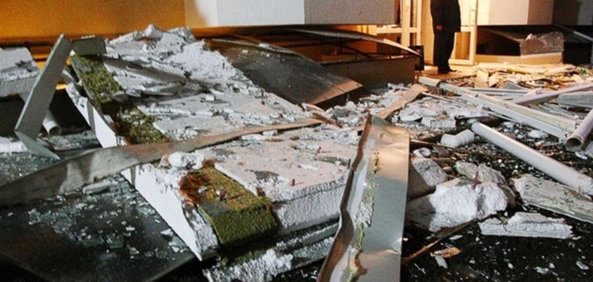 Симферополь оглушил мощный взрыв, есть погибший: фоторепортаж