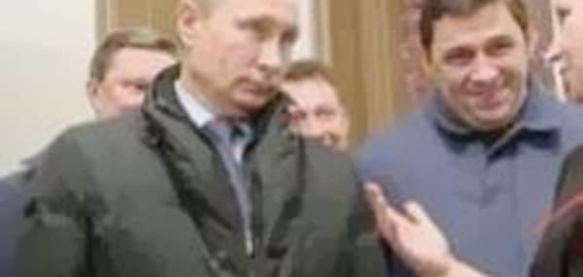 Перша ознака кретина: палець 'непритомного' Путіна затьмарив його пуховик