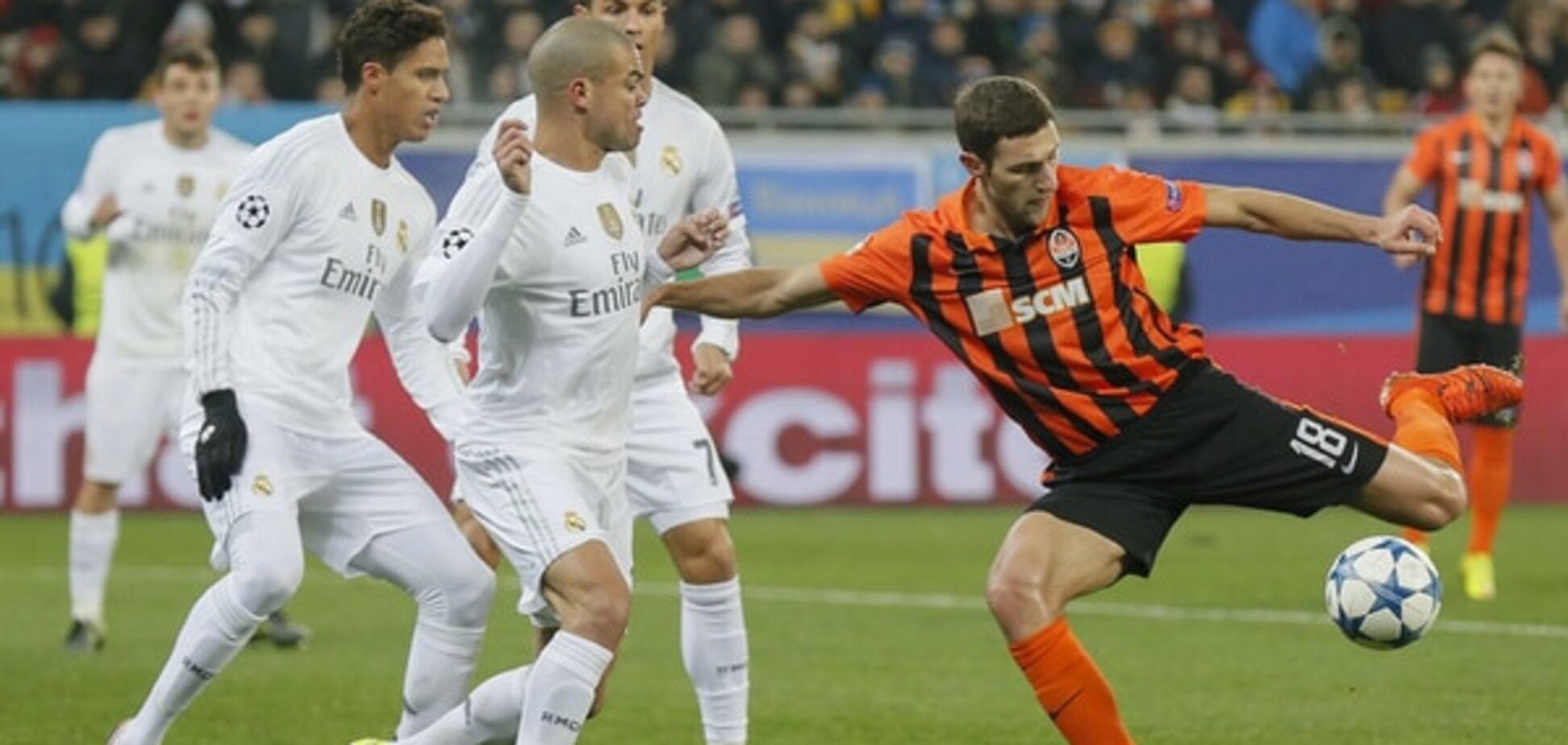 'Шахтар' вкрав у 'Реала' новий рекорд