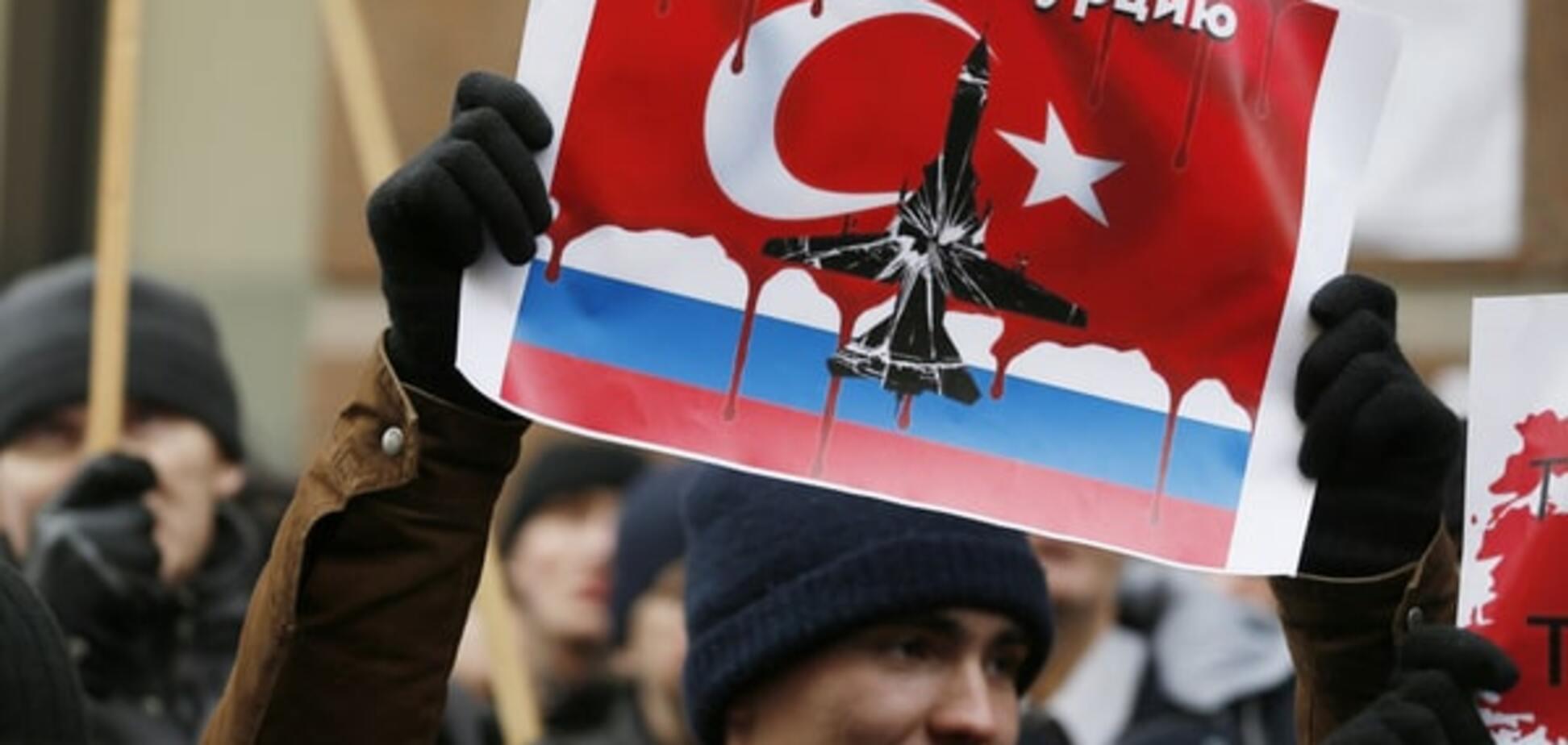 Генерал объяснил, почему Путину не стоит ругаться с Турцией