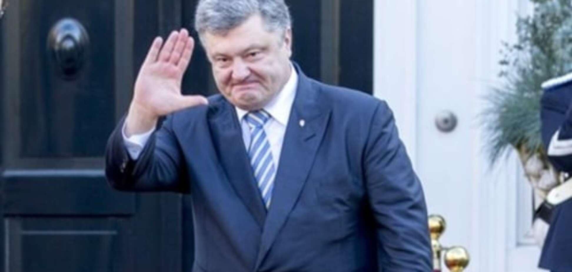Порошенко: евроскептики и евротрусы не помешают Украине