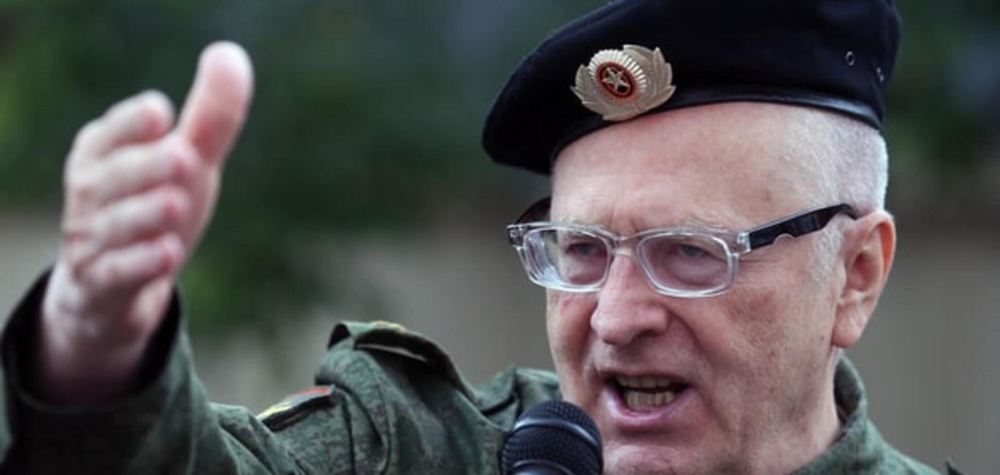 Враг номер один: Жириновский предложил сжечь Турцию 'ядерным пожаром'