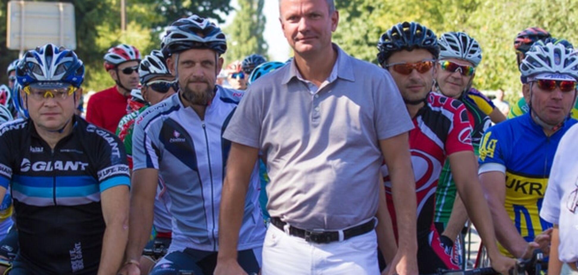 Президент Федерации велоспорта: Украину ждет рекордный сезон