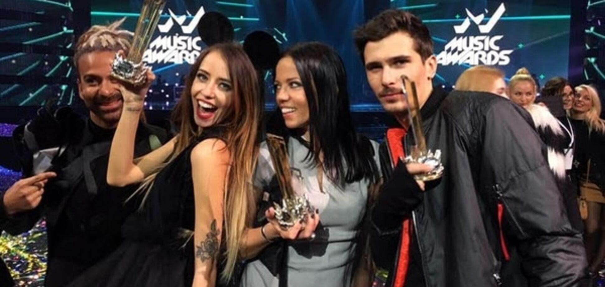 Продюсерский центр Потапа 'урвал' рекордное количество наград на M1 Music Awards