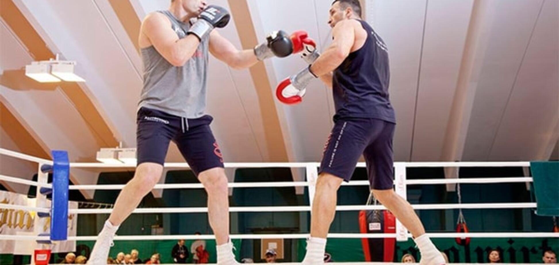 Виталий Кличко готов вернуться в бокс при одном условии