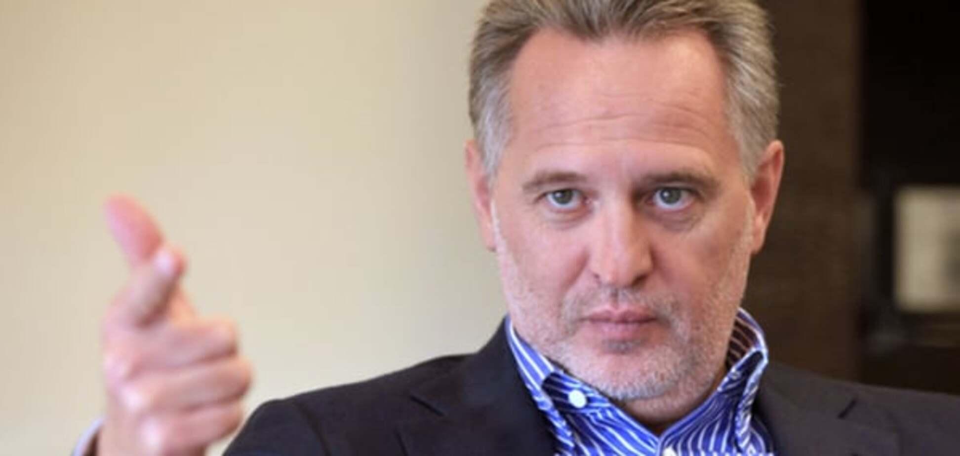Аваков предупредил Фирташа, что с ним будет в Украине