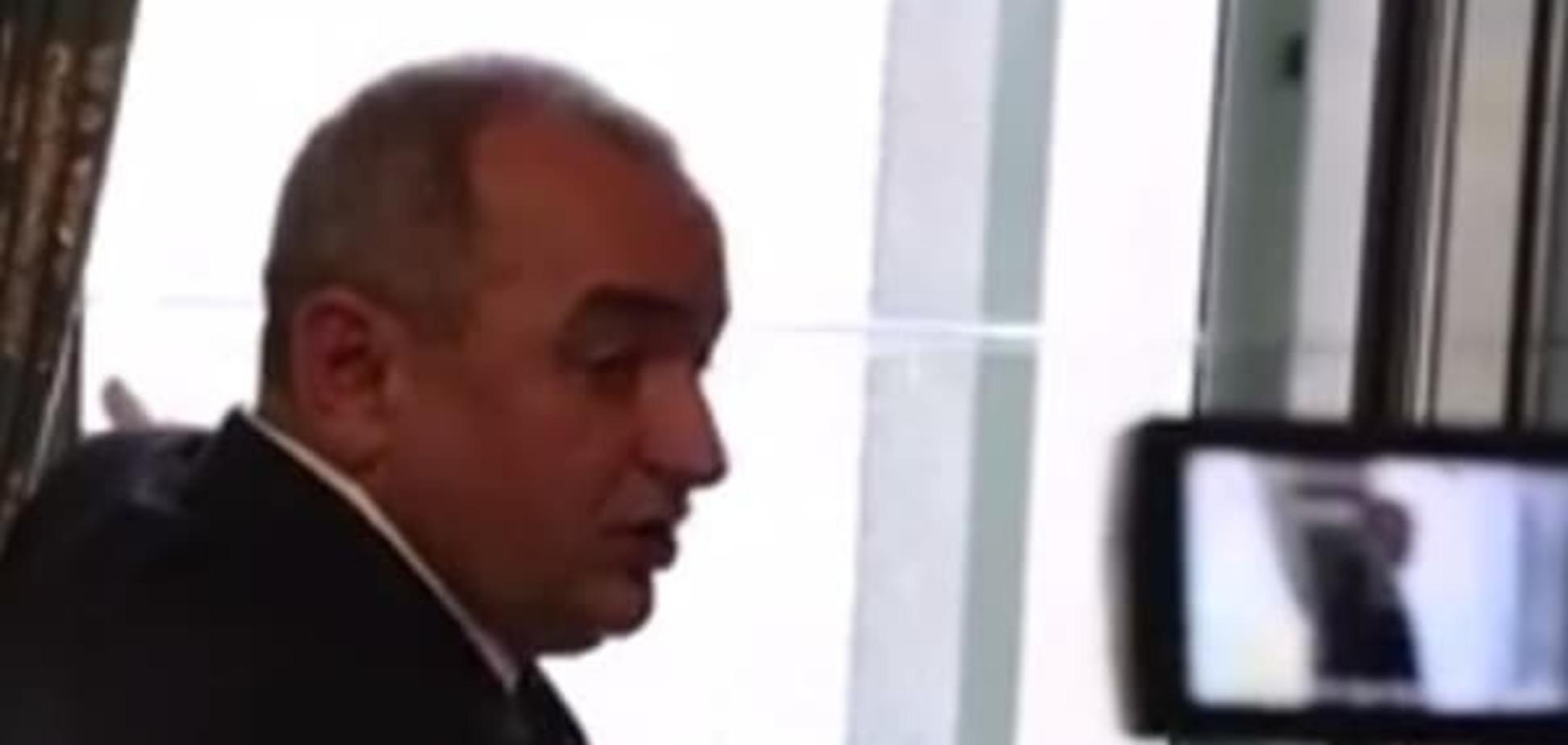 Матиос провел 'экскурсию' местами покушения на Шокина и рассказал подробности: опубликовано видео