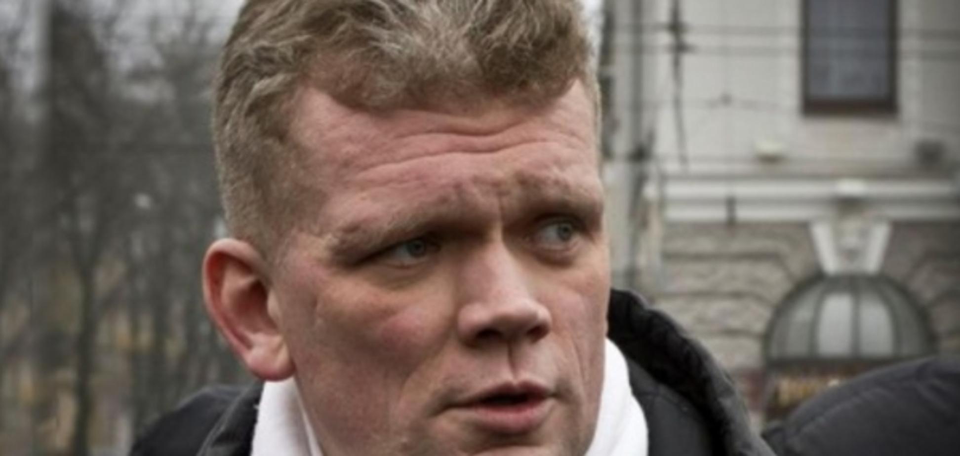 Суд продлил арест 'свободовца' Швайки еще на 2 месяца
