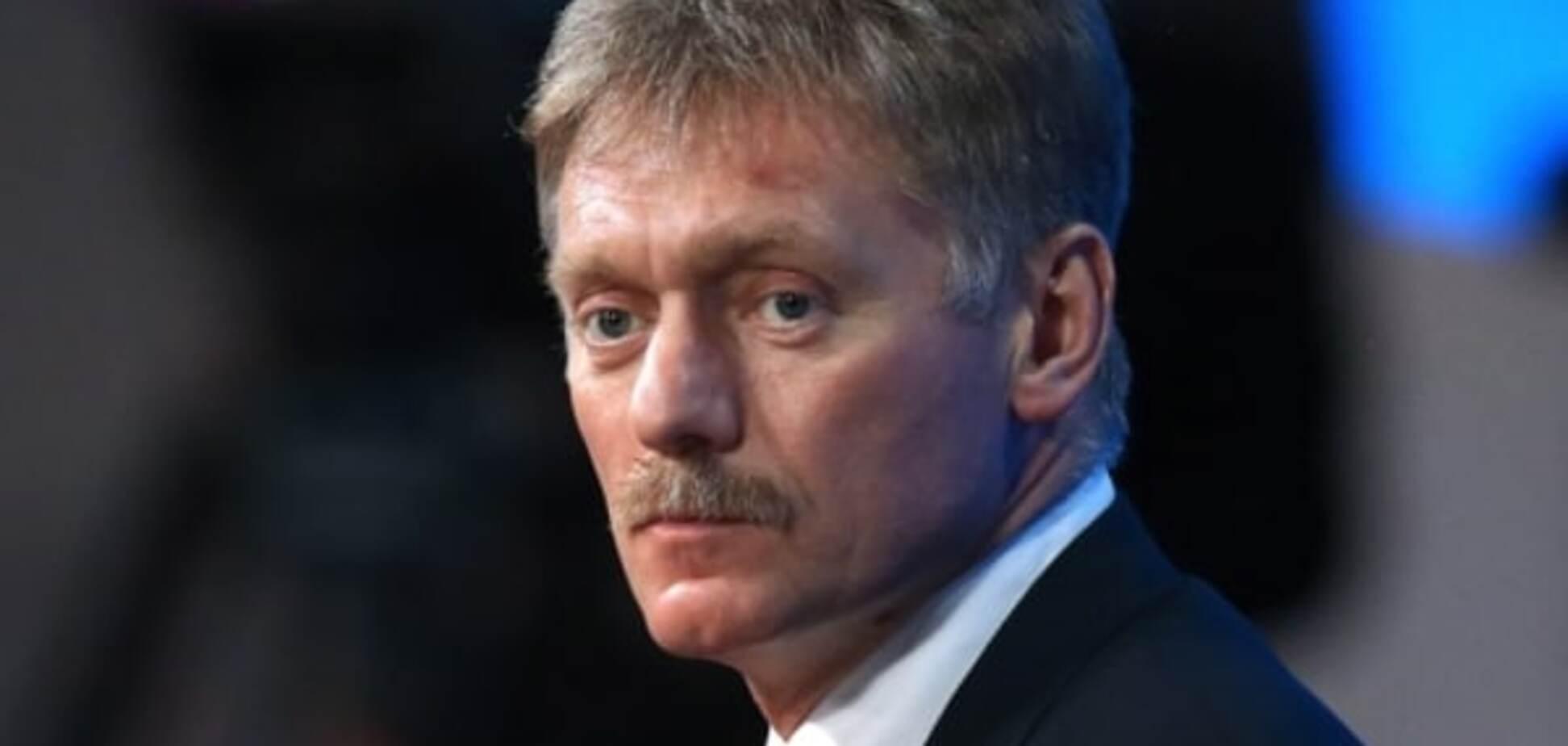 Пєсков відповів, чи пов'язане падіння А321 з участю Росії в сирійському конфлікті