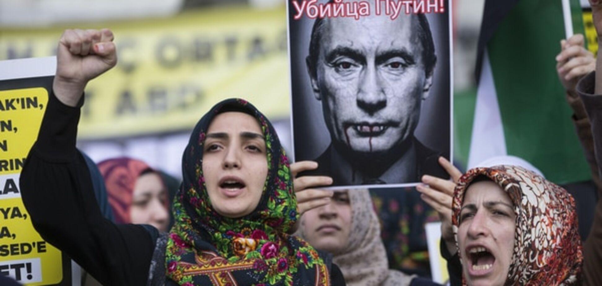 Путін вирішив дати російським військовим у Сирії особливий статус