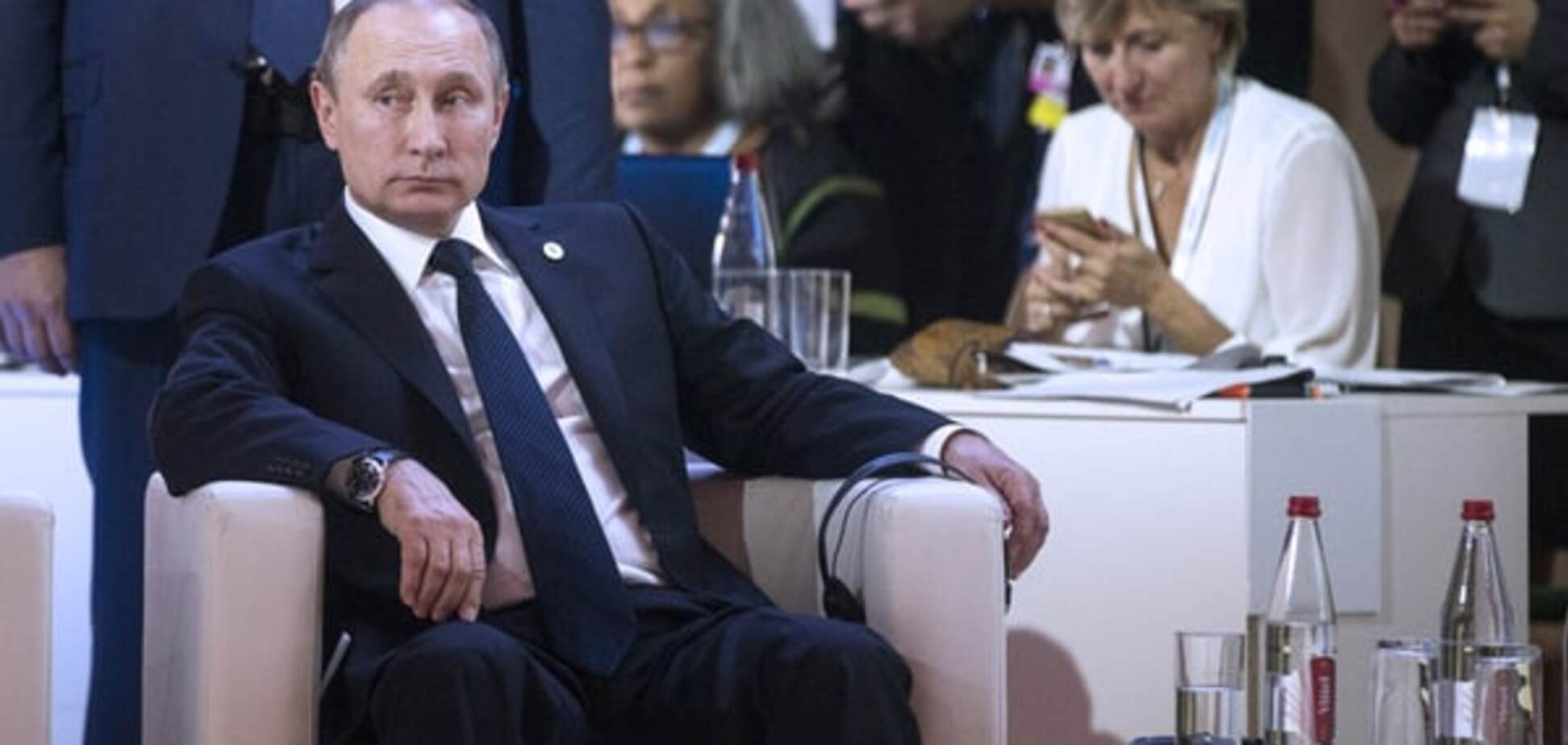 Крим прискорює падіння Путіна - російський журналіст
