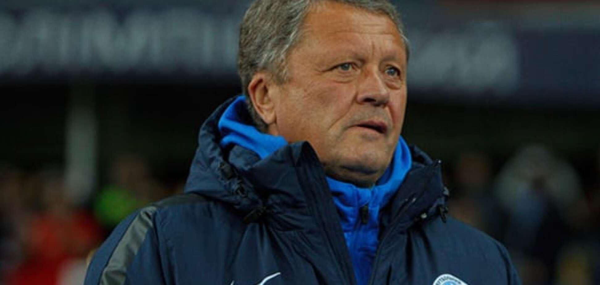 'Потрібно все міняти': Маркевич заявив про готовність залишити 'Дніпро'