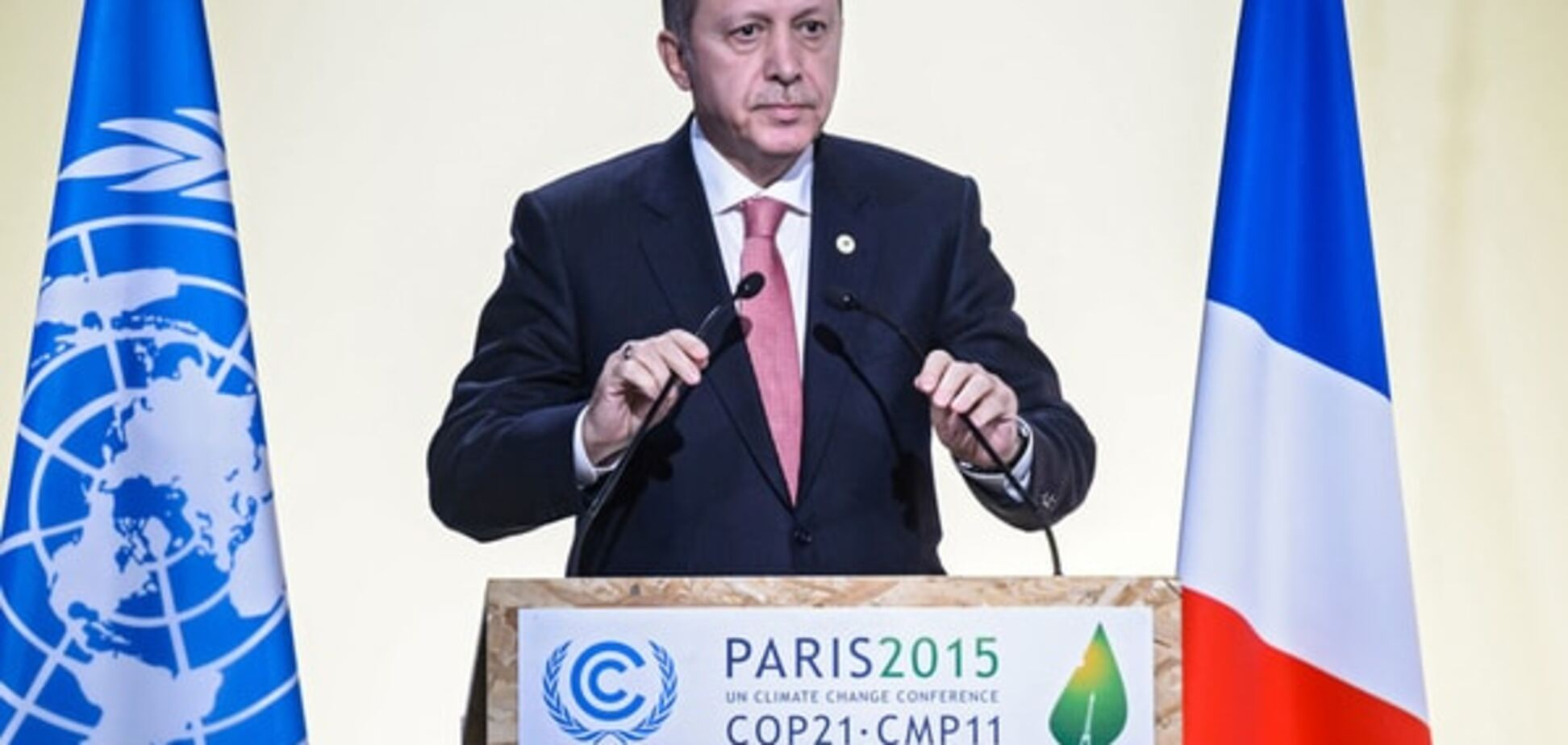 Эрдоган уйдет в отставку, если обвинения России подтвердятся
